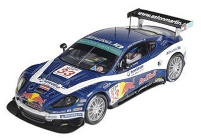 Aston Martin DBR9 Red Bull
